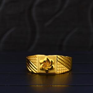 22kt gold ring of casting mpr86