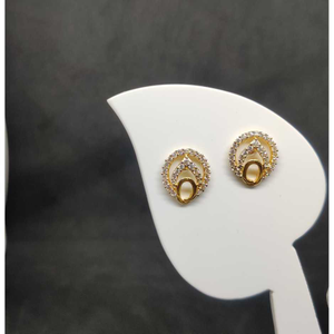 22k ladies fancy earrings