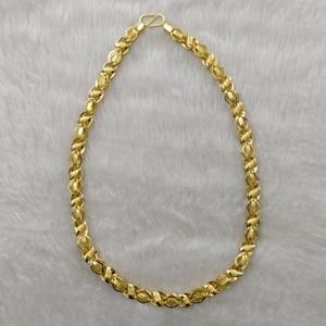 Italian 916 gold gent's chain