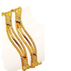 Gold 916 classic vakiya kadli