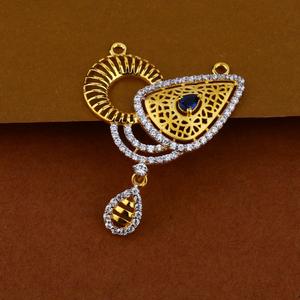 916 classic gold mangalsutra pendant mp34