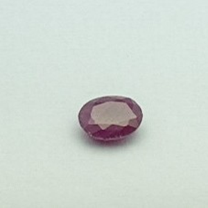 3.68ct oval red ruby-manek