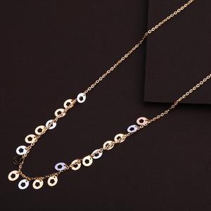 18kt rose gold tanmaniya  necklace rtm13