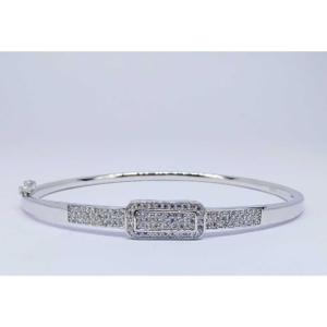 92.5 silver ladies bracelet