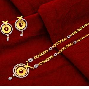 22ct gold hallmark designer  chain necklace c