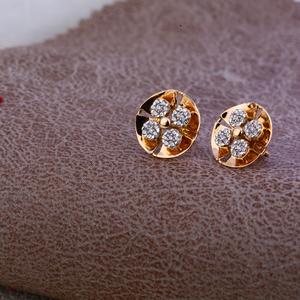 18kt gold exclusive fancy earring re67