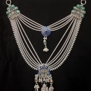 Silver stylish juda kandora