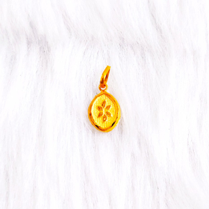 Flowers pendants