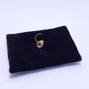 Gold nosepin