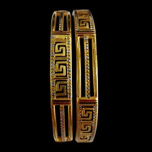 916 exclusive designer bangle sg-60