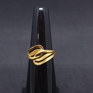Ladies ring plain lrg-0165