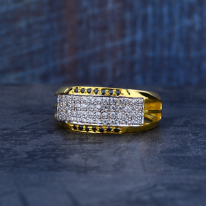 Mens gold ring-mr111