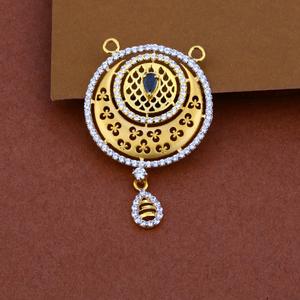 916 gold antique pendant mp49