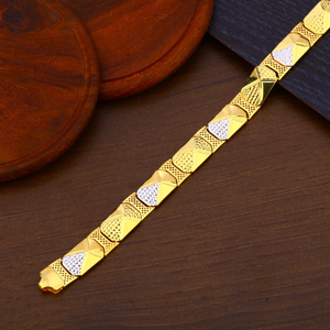 22kt  gold exclusive  designer bracelet mpb17