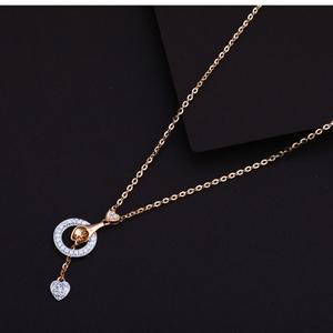 750  rose gold hallmark  stylish  tanmaniya