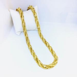 Designing fancy gold chain
