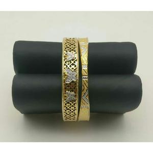 22k / 916 gold butterfly ladies designer kadl