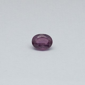 2.34ct oval red ruby-manek