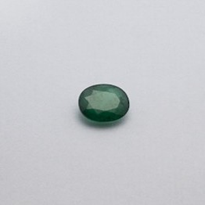 2.15ct oval green emerald-panna