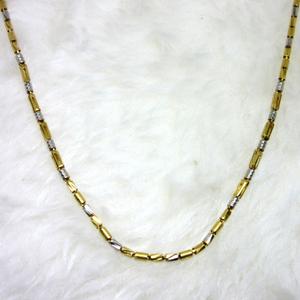 Gold fancy classic chain