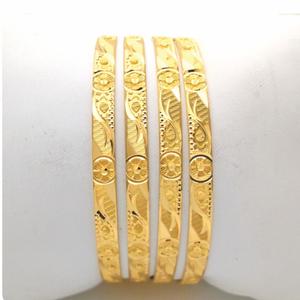 Gold hallmark khila bangle - pk874