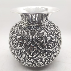 925 pure silver kalash in light weight and fi