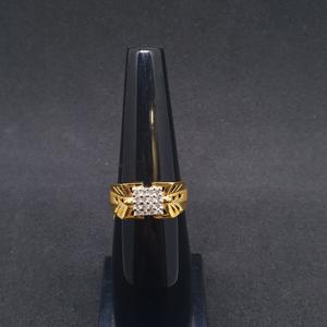 Gents ring diamond grg-0015