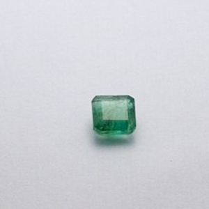 4.14ct asscher green emerald-panna