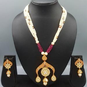 Beautiful necklace#672