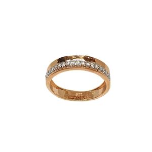 18k rose gold designer kardo mga - lrg1113