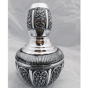 925 pure silver stylish kunja surayi set with