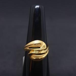 Ladies ring plain lrg-0477