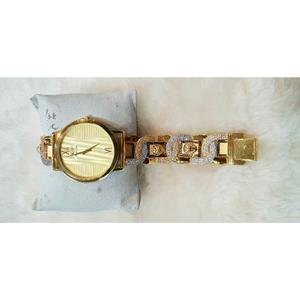22k gents gold watch no-1102