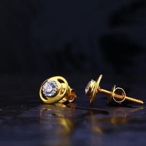 916 gold classic designer earring lse46