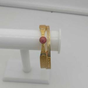 22kt gold fancy copper kadali design