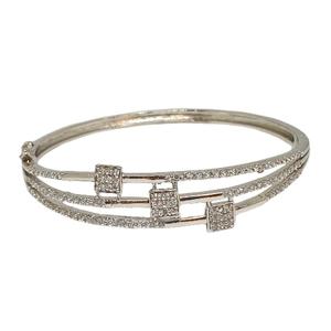 925 sterling silver modern bracelet mga - brs