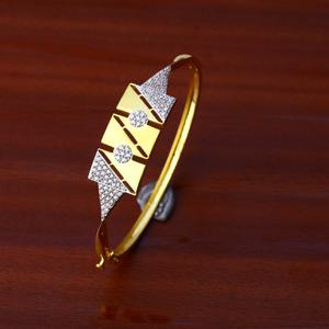 18ct gold hallmark bracelet for women lkb97