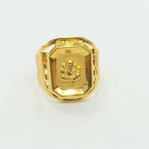 916 hm fancy gents ring