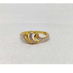 22k ladies fancy gold ring lr-17087