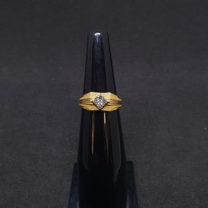 Gents ring diamond grg-0277
