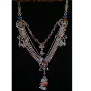 Indian ladies silver kandora