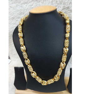 916 gents fancy gold chain g-8508