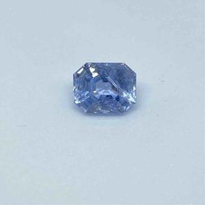 7.65ct octagonal blue blue-sapphire-neelam