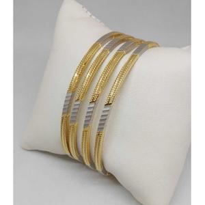 22 kt gold bangles