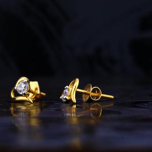 916 exclusive solitare fancy earrings lse61