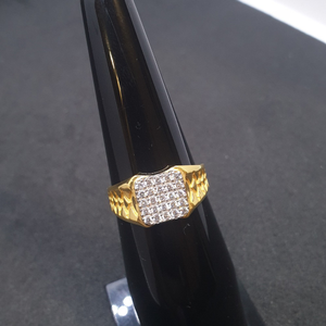 Gents ring diamond grg-0090