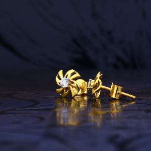 916 gold designer stylish earring lse83