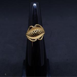 Ladies ring plain lrg-0543