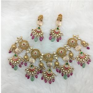 916 gold bridal collection set