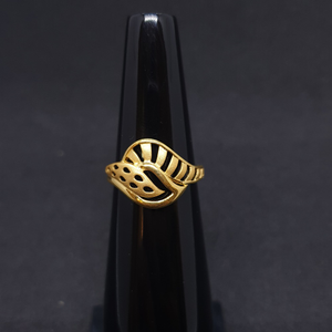 Ladies ring plain lrg-0241